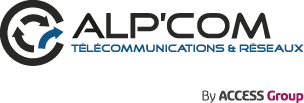 Logo Alp'com by access group