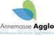 Logo agglomération Annemasse