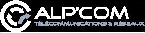 Alp'Com Haute-Savoie Logo | Téléphonie, réseaux et solutions de sécurité