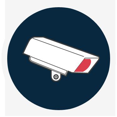 Vidéoprotection en Savoie, Haute-Savoie