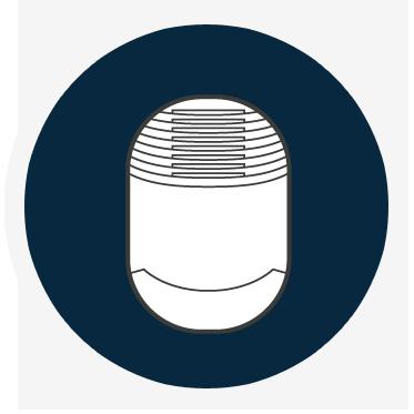 Grand détecteur Alp'com sécurité