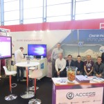 Access et Alp'com au Mountain Planet