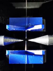 Alignement soudure fibre alpcom